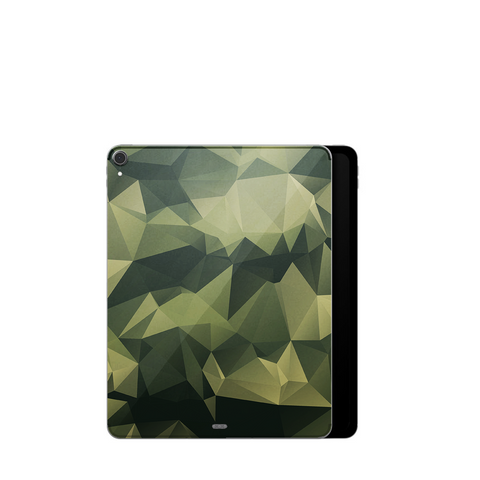 "APPLE IPAD PRO 11"" Camouflage Green"