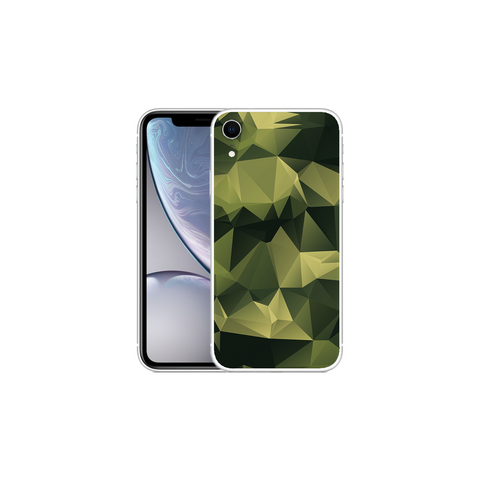 APPLE IPHONE XR Camouflage Green