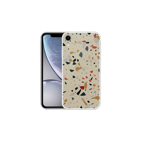 APPLE IPHONE XR Terrazzo Beige