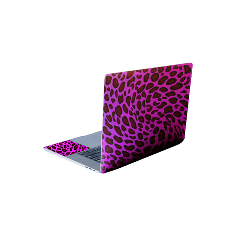 "APPLE MACBOOK PRO 13"" Leopard Shocking Pink"