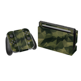 NINTENDO SWITCH Camouflage Green