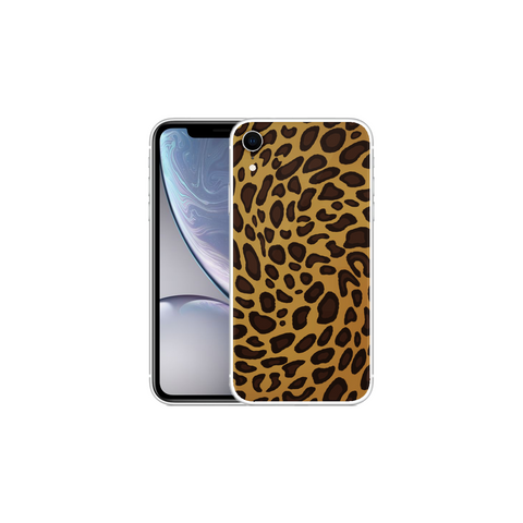 APPLE IPHONE XR Leopard Pattern Ordinary