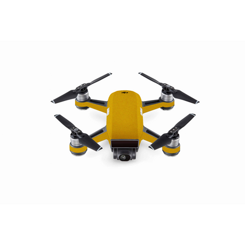 DJI SPARK Satin Bitter Yellow