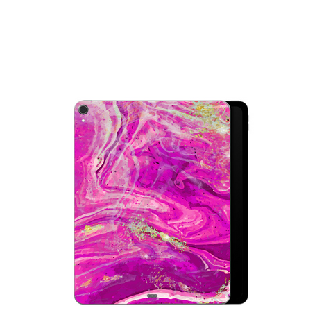 "APPLE IPAD PRO 12.9"" Marble Wave Magenta"