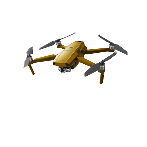 DJI MAVIC 2 Satin Bitter Yellow