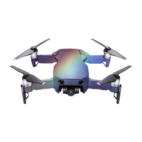 DJI MAVIC AIR Gloss Flip Psychedelic