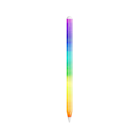 APPLE PENCIL 2 RAINBOW ARCYLIC