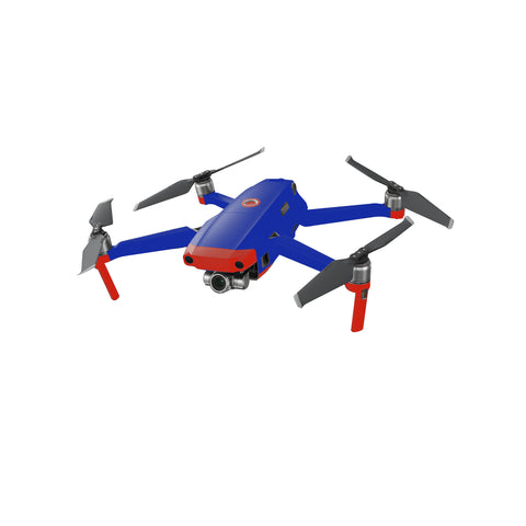 DJI MAVIC 2 Dual Blue and Red