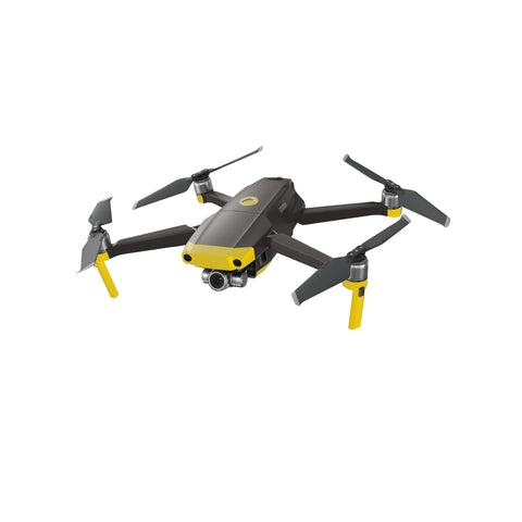 DJI MAVIC 2 Dual Grey and Yellow