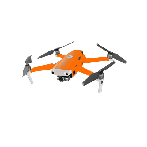 DJI MAVIC 2 Dual Orange and White