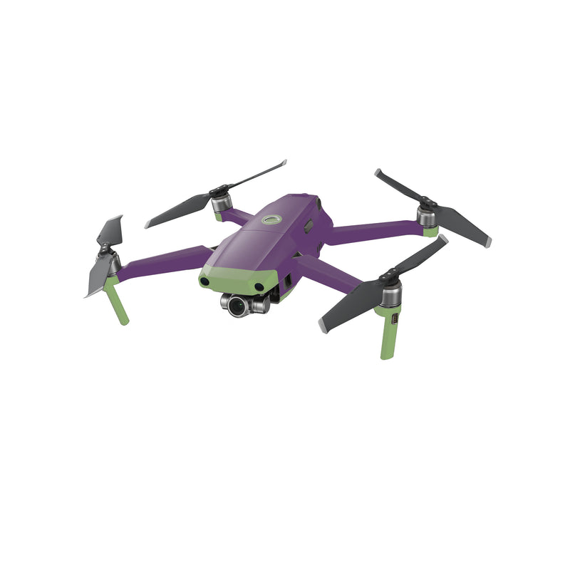 DJI MAVIC 2 Dual Purple and Green