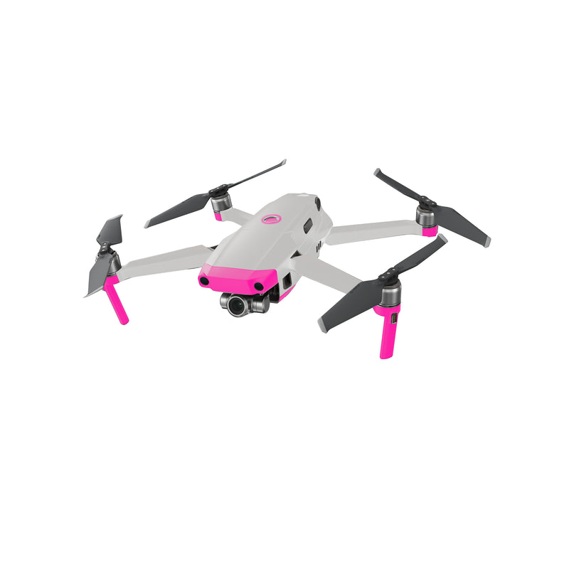 DJI MAVIC 2 Dual White and Pink