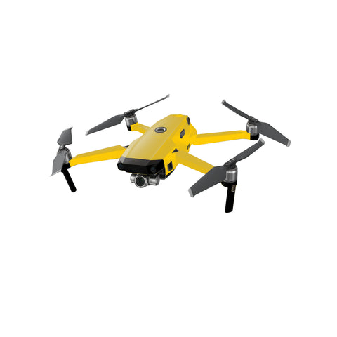 DJI MAVIC 2 Dual Yellow and Black
