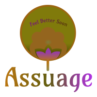 Assuage Hemp CBD Products Logo