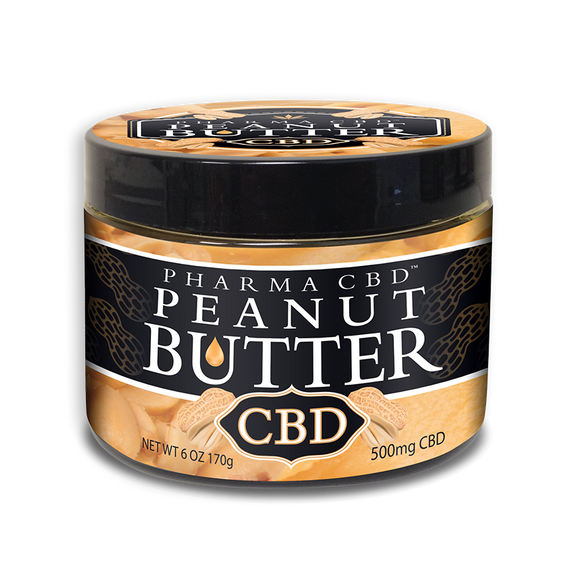 Hemp CBD Edible - Peanut Butter - Assuage Hemp CBD Products