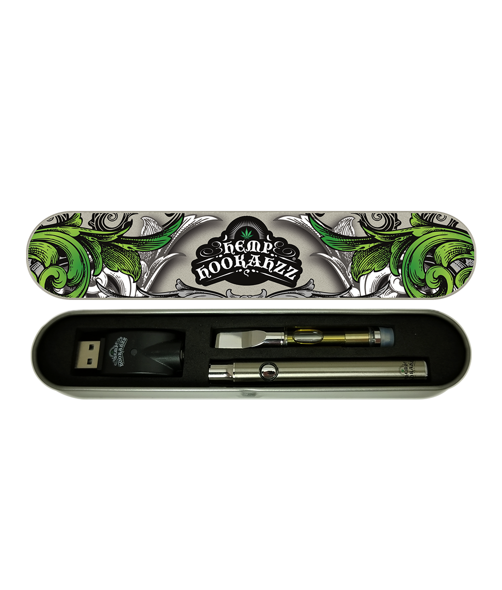 CBD Rechargeable Vape Kit 250mg - Melon - Assuage Hemp CBD Products