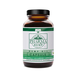 CBD Capsules – 25mg/30ct - Assuage Hemp CBD Products