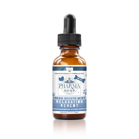 Hemp CBD Oral Tincture for Pets - Assuage Hemp CBD Products