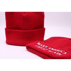 """Make America Great Again"" Beanie Hat"