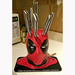 Superhero Knife Block