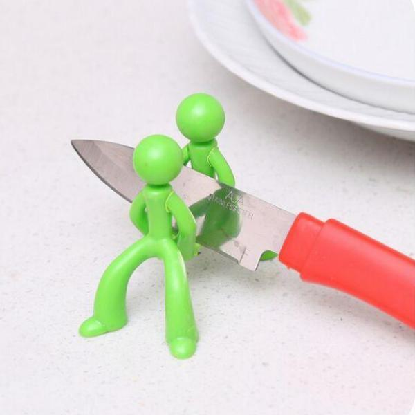 1PC Plastic Knife Holder