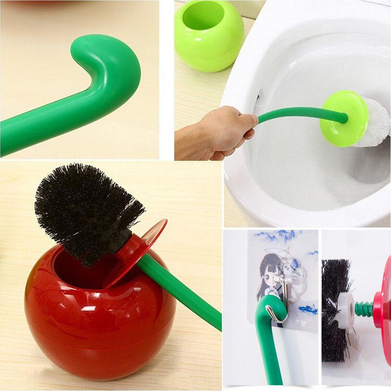 Fruit Toilet Brush Holders