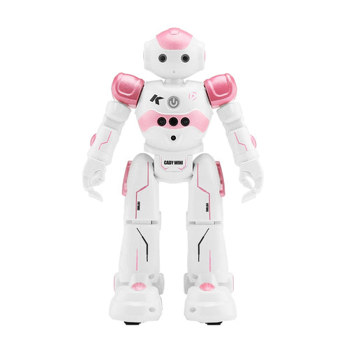 Remote Control Robot Toy JRCI ntelligent Robot  Functions: Song Dance, Walk, Turn.  Demo With Remote Control