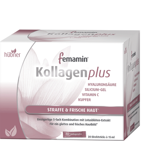 Kollagen plus Hübner