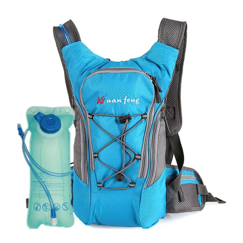 10L waterproof mtb bicycle bike water bag Backpack Outdoor Sports Men Women Hiking Riding Hydration Cycling Backpack