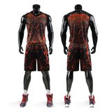 Men Women Basketball Jersey Sets Uniforms