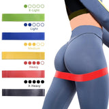 Booty Resistance Loop Band