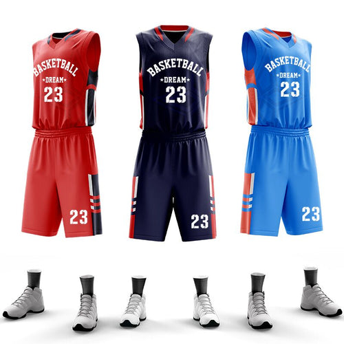 Custom Basketball Uniform Sets