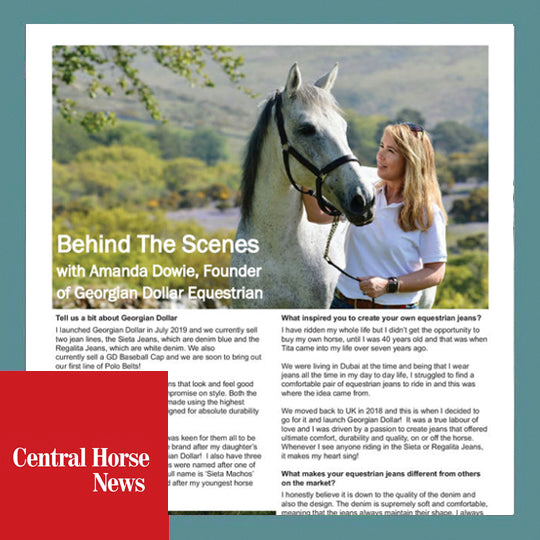 Central Horse News