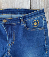 Load image into Gallery viewer, Sieta Denim Breeches