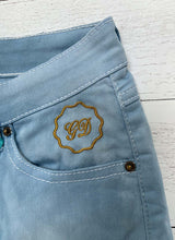 Load image into Gallery viewer, Regalita Equestrian Jeans | Georgian Dollar | White Denim Breeches