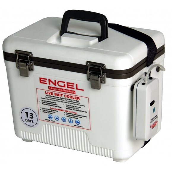 Engel Insulated Aerated Livebait Cooler