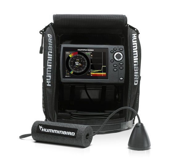 Humminbird Helix 5 Ice Chirp GPS G2