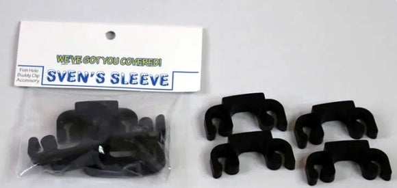 Sven's Sleeve Accessory Clips For Fish Hole Buddy