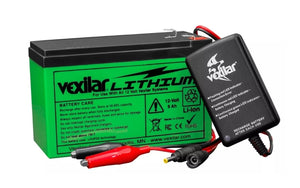 Vexilar Lithium Battery with Charger