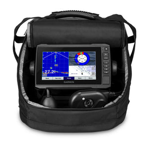 Garmin ECHOMAP 73cv Panoptix Ice Bundle