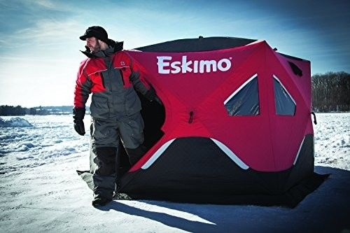 Eskimo Fatfish 6 Sided House