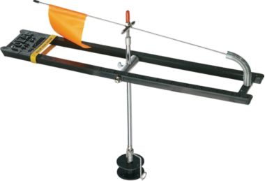 HT Polar Tip Up - Black 200'