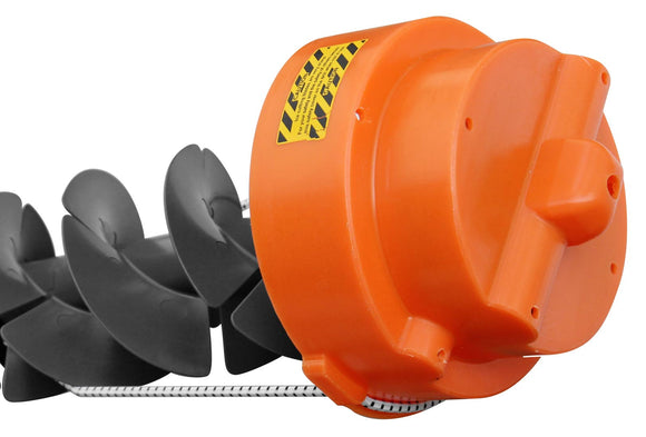 K-Drill Orange Safety Cap