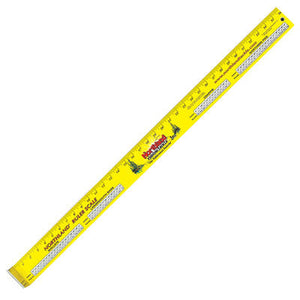 "Northland Aluminum 36"" Fish Ruler"