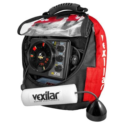 Vexilar Propack FLX28 with Proview and Cover