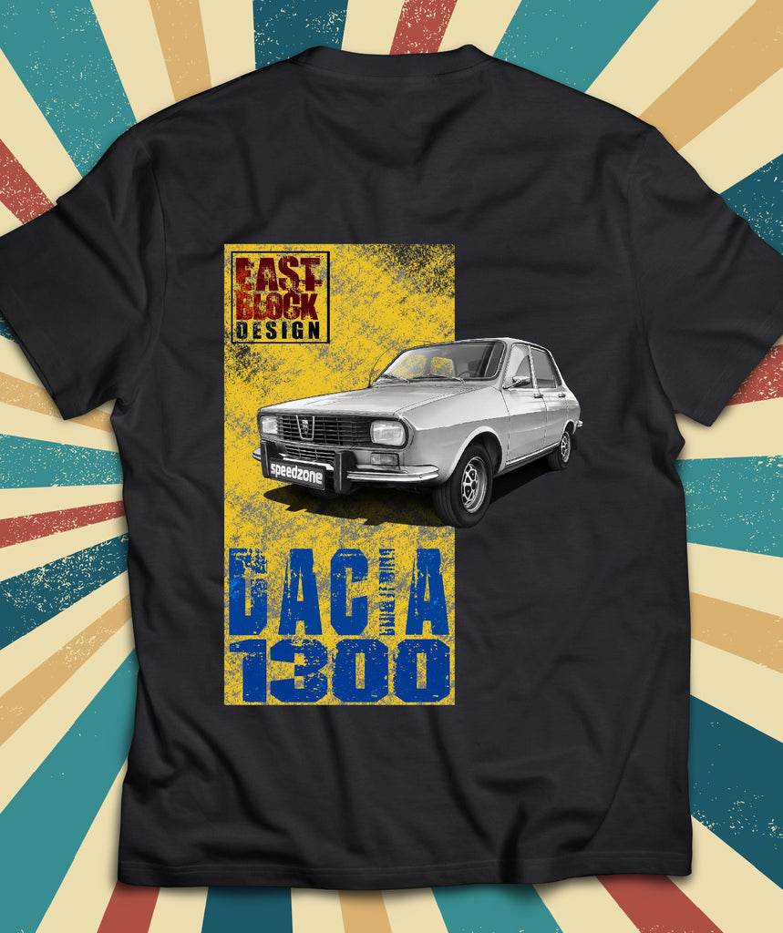 Dacia 1300 East Block Design póló