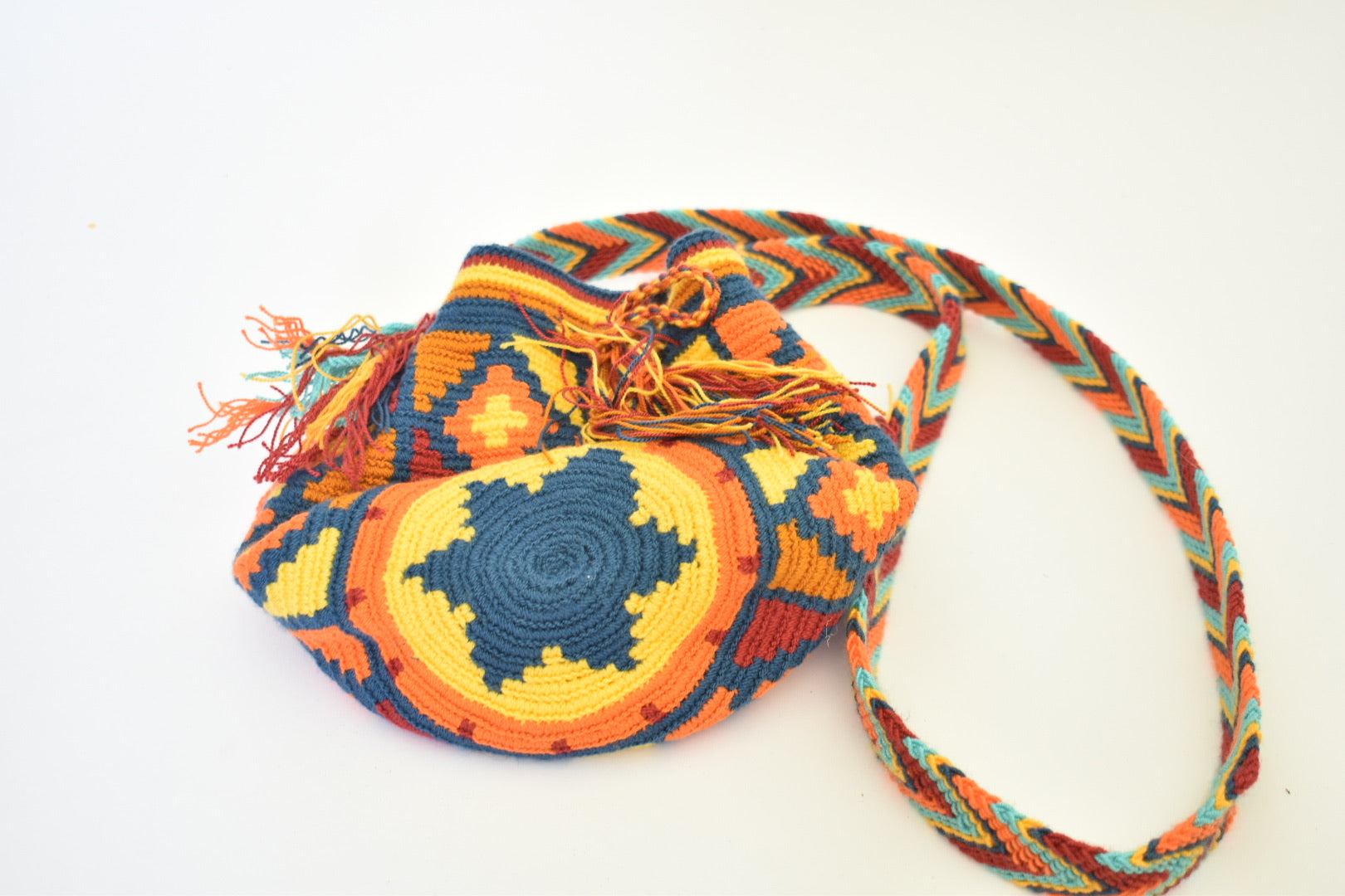 Mini Wayuu Bag