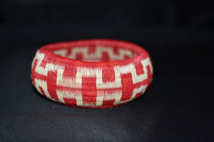 Werregue Bracelets - Red - Cream