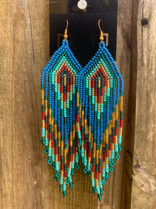 Embera Earrings