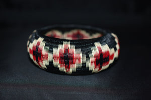 Werregue Bracelets - Red-Beige-Black